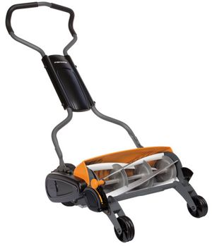 Fiskars Momentum Reel Mower Review