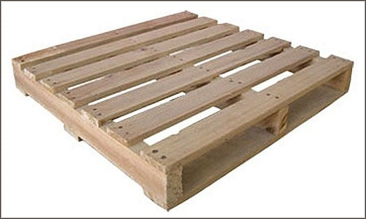 Using Pallets As Bed Frame