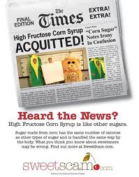 Dangers Of High Fructose Corn Syrup-Definitely Not A Sweet Surprise